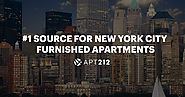 Luxurious Fully Furnished Studio Apartments in NYC