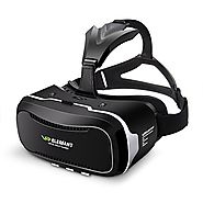 Virtual Reality Headset, ELEGIANT 3D VR Glasses Virtual Reality Box for 3D Movies Video Games for iPhone 8 7 6 6s Plu...