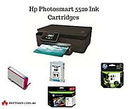 Compatible And Genuine Ink Cartridges For HP Photosmart 5520 printers