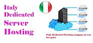 Cheap Dedicated Server Hosting in Italy
