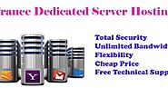 France Dedicated Server Hosting provider