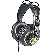 AKG K240 Review (Best Semi Open Studio Headphones)