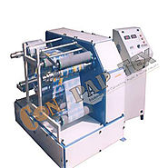 Winder Rewinder Machine for Inkjet Coder, Winding Rewinding