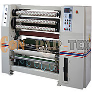 BOPP Slitter Rewinder Machine, BOPP Adhesive Tape Slitting Machine