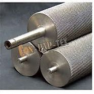 Industrial Rolls, Rubber Roller Covering, Industrial Rubber Roller