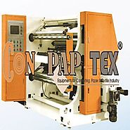 Slitter Rewinder Machine, Slitting Rewinding Machine Manufacturer