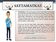 Satta Matka | Kalyan Matka | Matka Charts | Satta Matka Tips |authorSTREAM