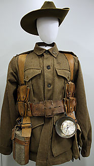 WW1 Australian Uniforms