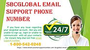 Contact sbcglobal customer email support number at 1-800-542-0248