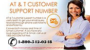 Dial AT & T email Customer Helpline Number