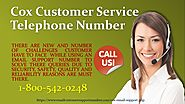 Cox email support customer helpline number