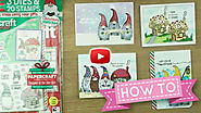 HOW TO: PE 150 Enchanted Corner Gnomes by Christina Griffiths