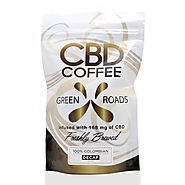 Website at https://greenroadswholesale.com/cbd-infused-products/