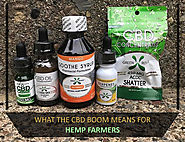 Growing CBD Industry Is Beneficial For Hemp Farmer