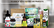 Understanding Major Factors While Buying CBD Products