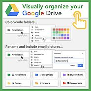 Visually Organize Your Drive
