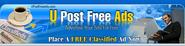 U Post Free Ads :: Classified Ads :: Free Classifieds