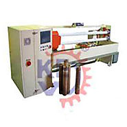 Core Cutter Machine Manufacturer, Web Guide System, Web Aligner Unit