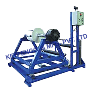 Unwinding Machine with Web Guiding System | Web Guide System