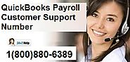 Reliable Support with QuickBooks Payroll Customer Support Number