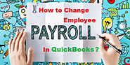 Change Employee Payroll Information in QuickBooks Desktop [Steps to do]