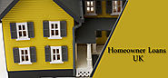 Improve your home with homeowner loans UK