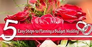 5 Easy Steps to Planning a Budget Wedding