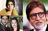 Is everything all right inside the BACHCHAN house?