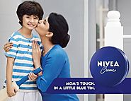 Website at https://www.nivea.in/products/face