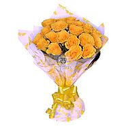 Buy/Send Friendly Flowers Online Same Day Delivery - OyeGifts.com