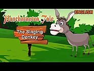 Singing Donkey | Panchatantra Stories in English with Subtitles | Aesop Fables | Kids Moral Stories