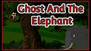Ghost And The Elephant | Panchatantra Moral Stories for Kids In English | Maha Cartoon TV English