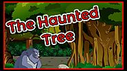 The Haunted Tree | Panchatantra Moral Stories For Kids In English | Maha Cartoon TV English