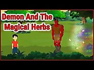 Demon And The Magical Herbs | Moral Stories For Kids In English | Maha Cartoon TV English