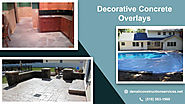 Best Decorative Concrete Overlay Collections
