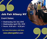 Job Fair at Albany, NY