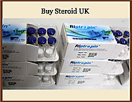 Buy Steroid UK For Attractive Body Shape And Strong Muscles