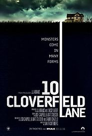 10 Cloverfield Lane - 2016
