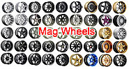 Mag Wheels Brisbane