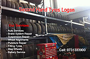 Second Hand Tyres Logan