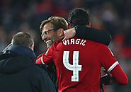 Virgil van Dijk shows from day one why he fits the bill in Jurgen Klopp's setup at Liverpool