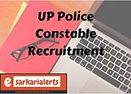 UP Police Constable Recruitment 2018 Apply Online 41520 Jobs