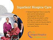 Hospice Services- The 4 Levels of Care – Unique Hospice