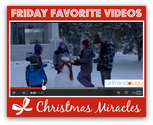 The Meaning of the Season - Miracles, Love, FRIENDSHIP - Friday Fave Videos | The New Girlfriendology | Be a Better F...