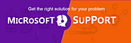 Microsoft Support 1-844-891-4883 Phone Number