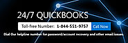 QuickBooks Phone Number 1844-551-9757 Toll Free Helpline