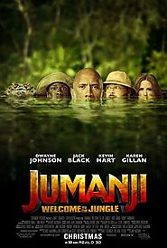 Jumanji: Welcome to the Jungle - 1.15.18