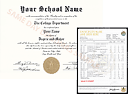 Buy College Replacement Diplomas— Same Day Diplomas