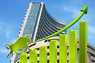 Sensex Build on Beneficial Properties, up 85 pts on Fund Inflows; F&O Expiry