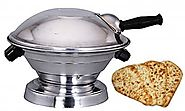 SMALL STAINLESS STEEL GAS STOVETOP TANDOOR FOR HOME USE